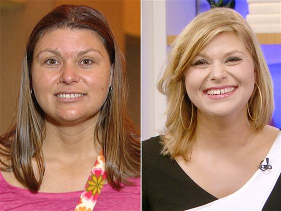 Caveman Makeover On Today Show : Hoda and kathie lee ambush makeovers hairstylegalleries