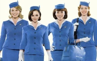 ABc's Pan Am Flight Attendants
