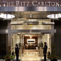 The Boston Ritz Carlton Entrance