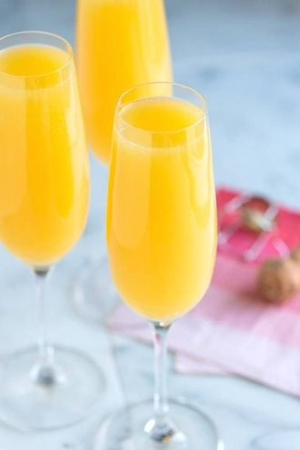 Mimosas for Brunch