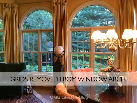Window grids yay or nay omg lifestyle blog for Arch window replacement