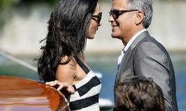George Clooney & Amal Alamuddin Love Story