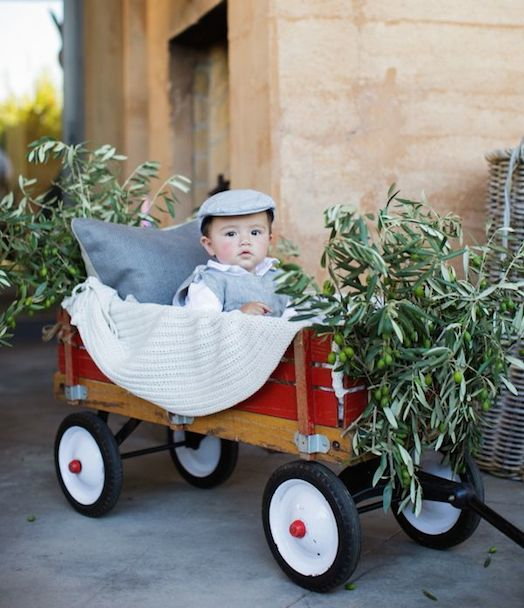 A collection of cute kids in Autumn scenes. Too cute for words!  Love a cap on a baby boy!