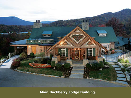 Buckberry Creek Main Lodge