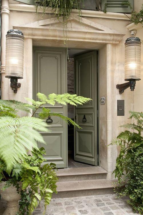 Door Knobs Dress Up the Door - OMG Lifestyle Blog