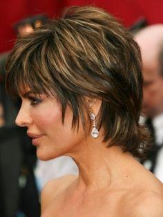 Hair Styles - Short to Medium & Oh So Chic