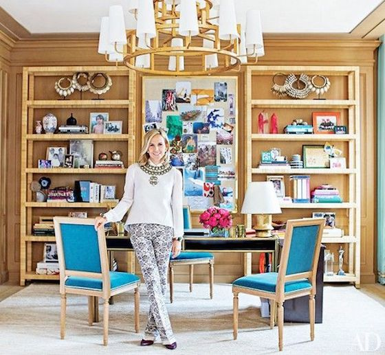Tory Burch's Office