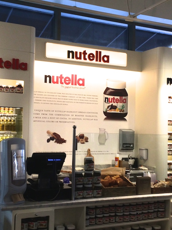 Nutella Station