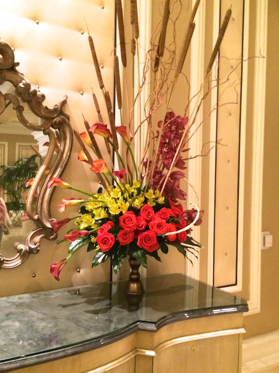 Las vegas bellagio fountains florals other highlights