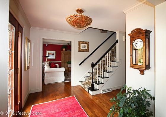 One Room Challenge   OMG Lifestyle Blog - Foyer Remodel (13 of 26)