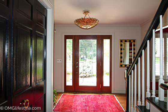 One Room Challenge   OMG Lifestyle Blog - Foyer Remodel (24 of 26)