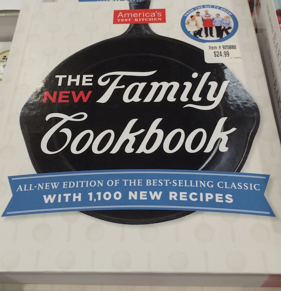 America's Test Kitchen The New Family Cookbook