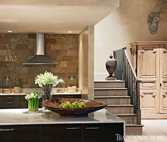 Joseph Abboud's Kitchen