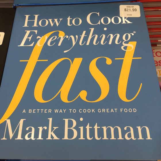 Mark Bittman's How to Cook Everything Fast Cookbook