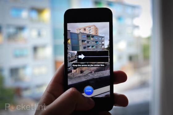 Pano Mode on iPhone Camera
