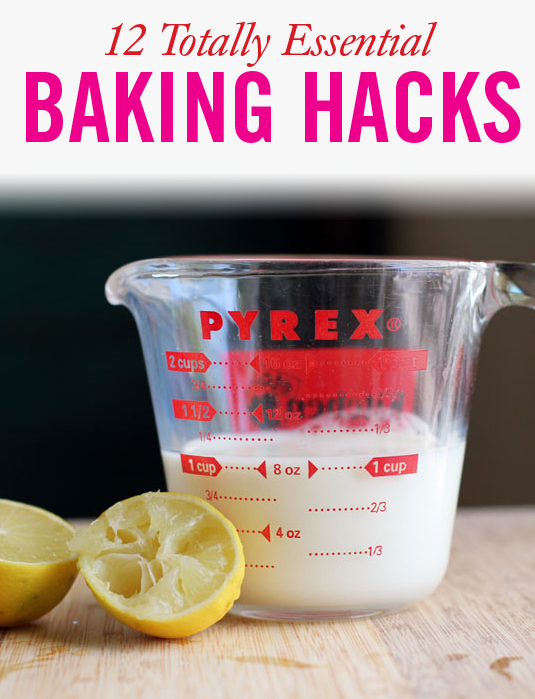 12 Baking Shortcuts That Will Change Everything