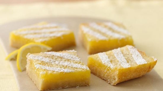 Betty Crocker Best Lemon Bars