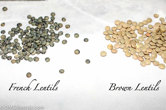 Difference Between French Lentils and Brown Lentils