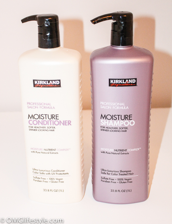 Kirkland Sulfate Free Shampoo and Conditioner