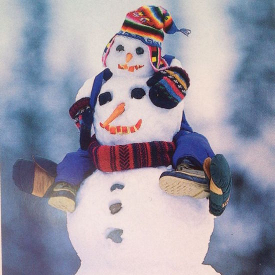 12 Adorable and Clever Snowmen | OMG Lifestyle Blog