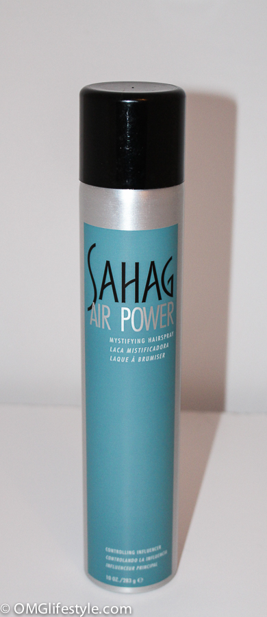 Sahag Air Power Msytifying Hairspray
