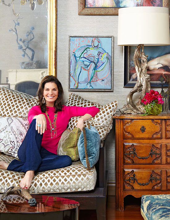 Sela Ward's Bel Air Home
