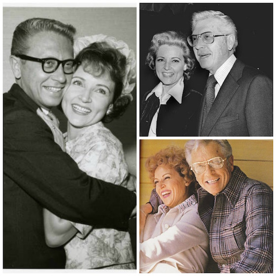 Betty White & Allen Ludden