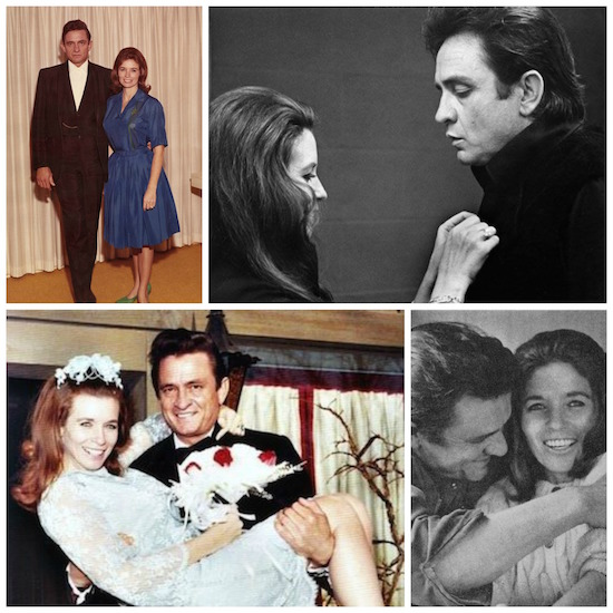 Johnny Cash & June Cash