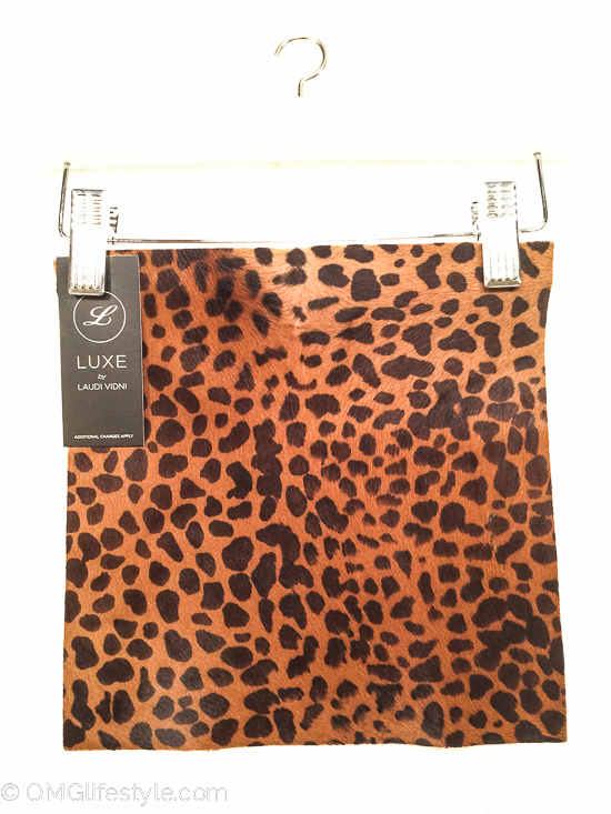 Leopard Sample