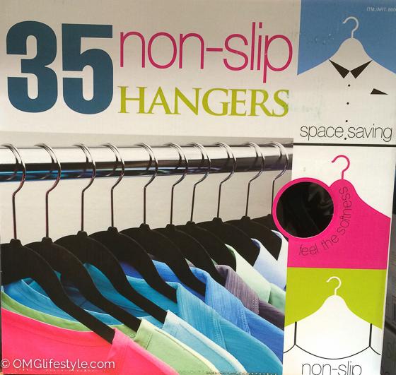 Costco Finds - Felt Hangers