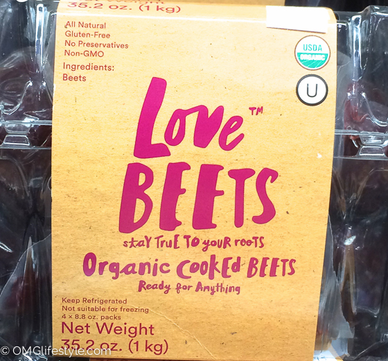 Costco Finds - Cooked Beets