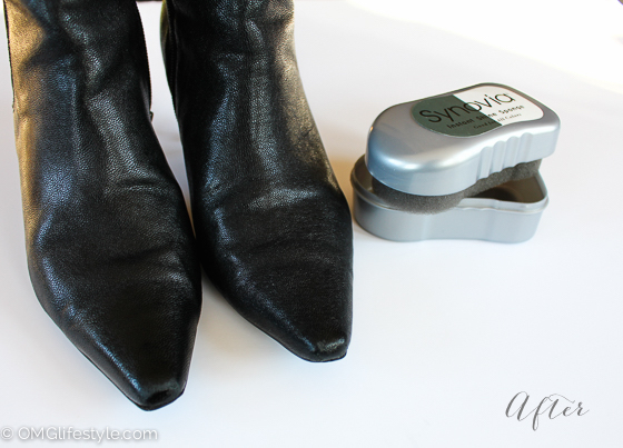 Polished Boots