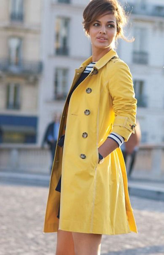 13 stylish spring trench coats omg lifestyle blog for Boden yellow coat