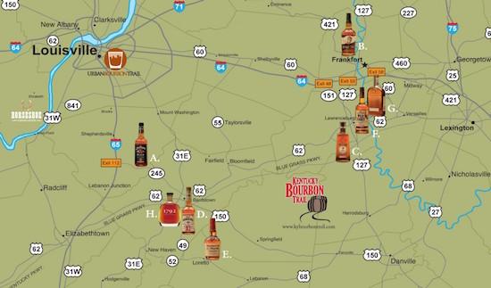 The Kentucky Bourbon Trail  OMG Lifestyle Blog