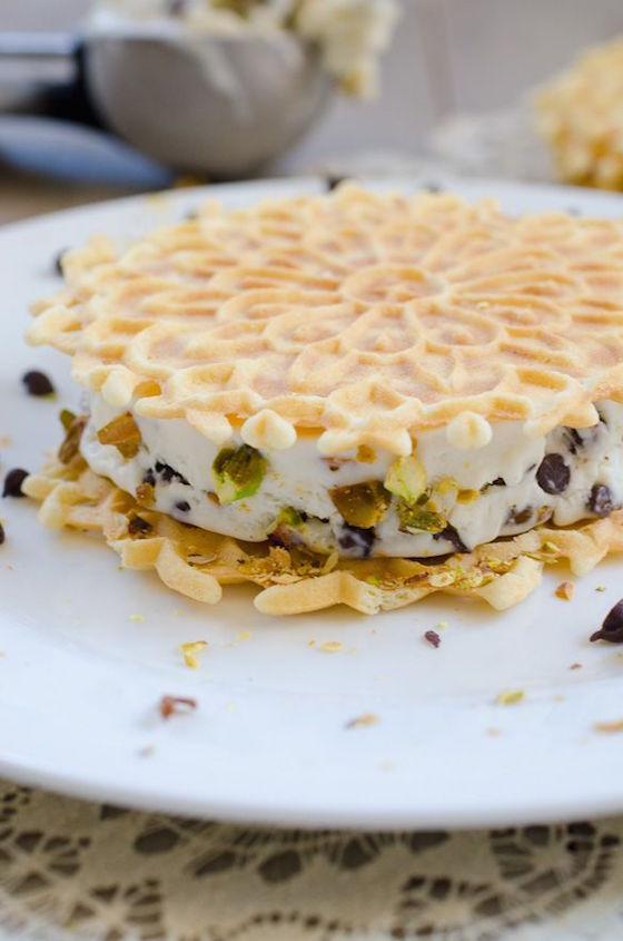 Ice Cream Sandwiches Make the Perfect Summer Dessert | Pizzelle Ice ...