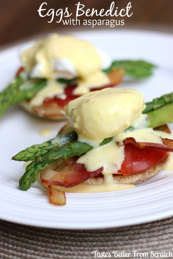 how to make a great eggs benedict