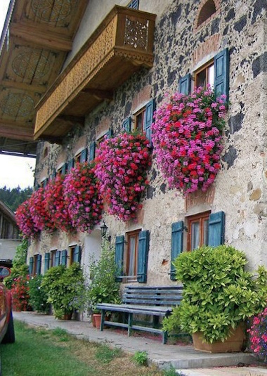 European Window Boxes | OMG Lifestyle Blog