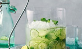 Spa Worthy Fruit Infused Waters