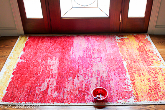 Did You Know You Can Paint A Rug Omg Lifestyle Blog