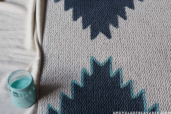 West Elm Inspired Rug