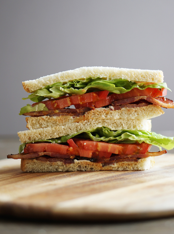9 Delicious Summer Tomato Recipes | OMG Lifestyle Blog | Classic BLT