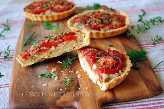 9 Delicious Summer Tomato Recipes | OMG Lifestyle Blog | Tomato Pie