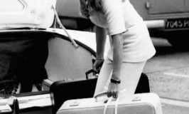 Celebrity Airport Fashion from the 60's to Today