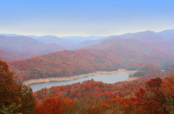 10 Best Fall Foliage Trips in the U.S.