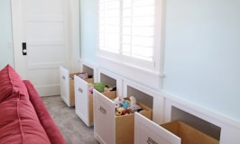 Clever Storage Solutions Behind Closed Doors