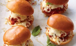 Score Extra Points on Game Day with These Slider Recipes