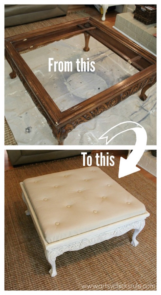 Before And After Furniture Makeovers OMG Lifestyle Blog