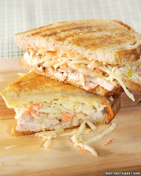 4 Delicious Leftover Turkey Sandwiches | The Rachel Sandwich | Turkey Reuben