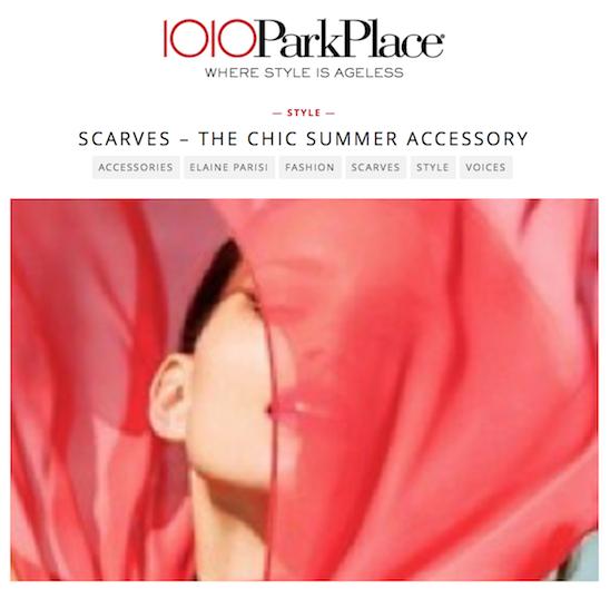 1010 Park Place Author Elaine Parisi