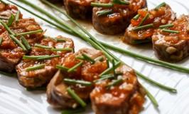 Pork Tenderloin with Apricot Glaze